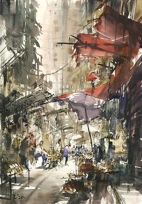 """Lisa Huang - """"New Year"""" - Original"""