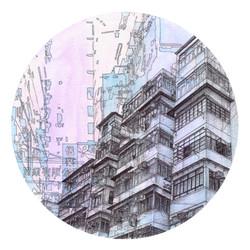 Pete Ross Art | Mongkok