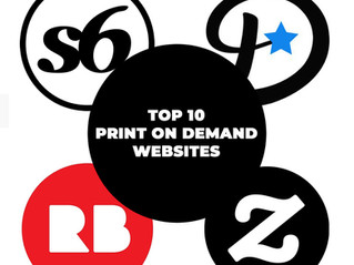 Top 10 Print On Demand Websites For Artists