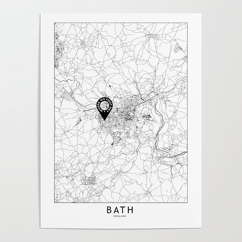 Bath Custom Map