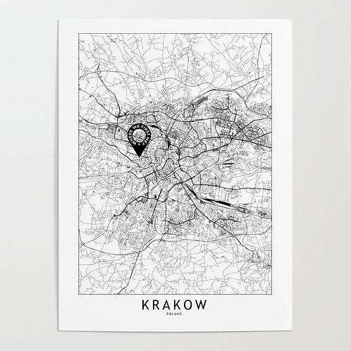Krakow Custom Map