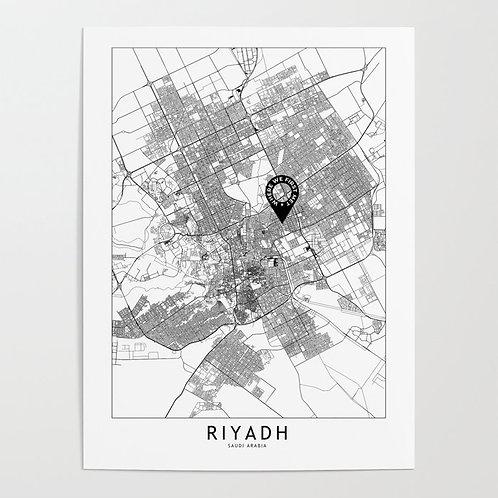Riyadh Custom Map