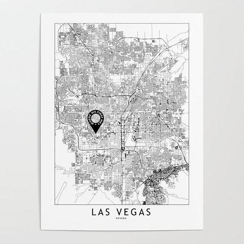Las Vegas Custom Map
