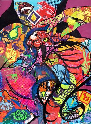"""Szabotage - """"Venomous Love"""" - Original"""