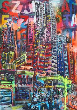 """Szabotage - """"Sai Ying Pun High Street"""""""