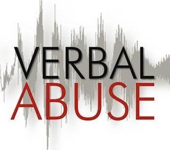 Verbal Abuse Static