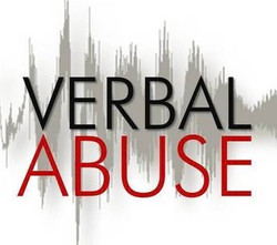 Verbal Abuse Static