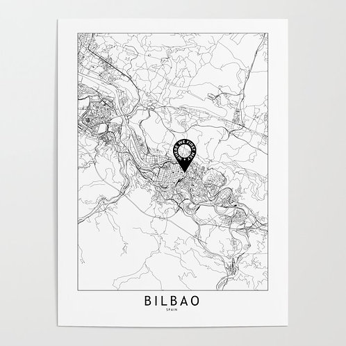 Bilbao Custom Map