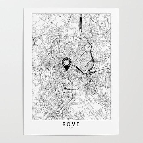 Rome Custom Map