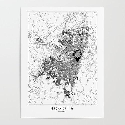 Bogota Custom Map