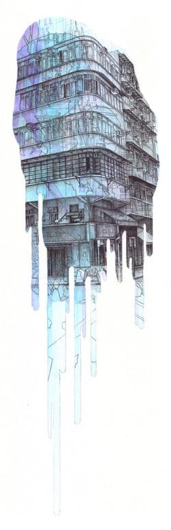 Pete Ross Art | The Falls