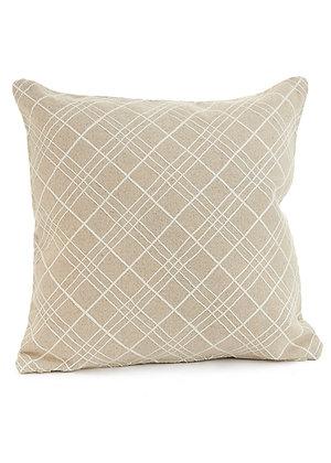 Filet Throw Pillow
