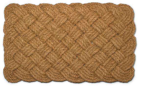 Woven Rope Doormat