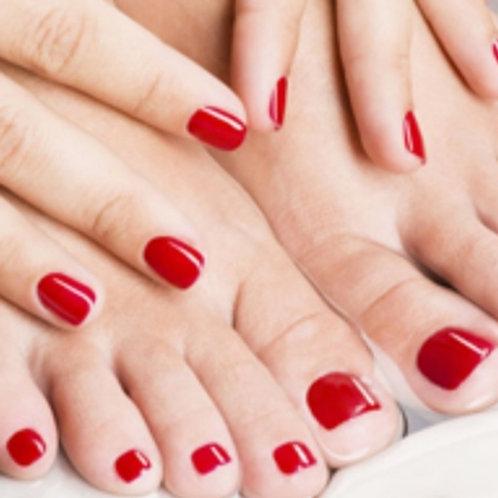 Decoración uñas (por uña)