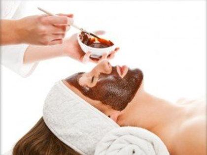 Chocolaterapia facial (capricho de los dioses)