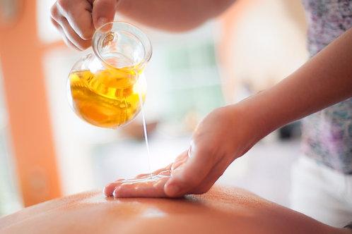 """Masaje """"Aromas y calidez"""": aromaterapia y velas calientes"""