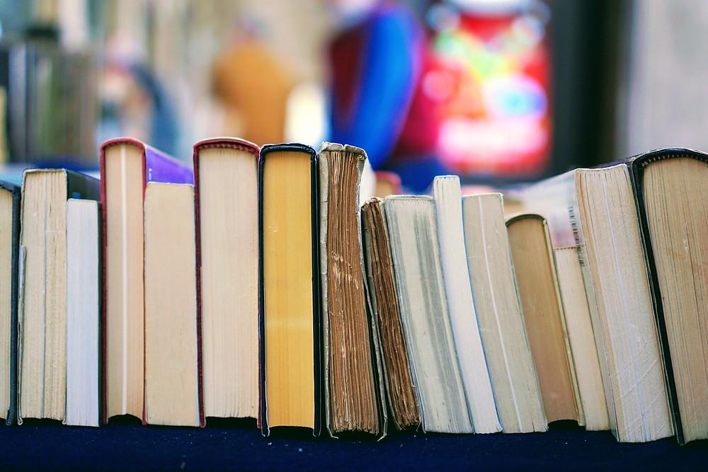 Mystery literature books
