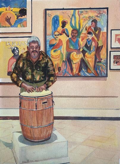 """Music Museum, Ponce-1992-Tour Guide""  Original"