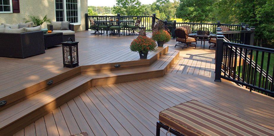 Luxury, low maintenance, quality decks
