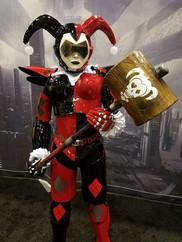 Harley Quinn Robot Costume
