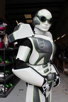 Goggles Robot