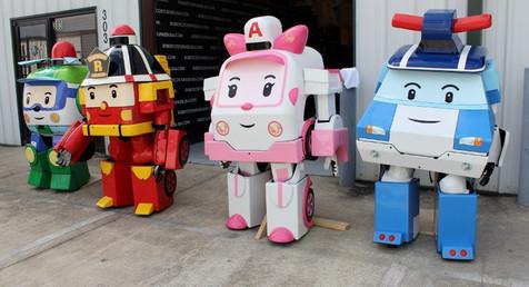 Robocar Poli Group