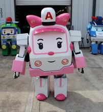 Amber Robot