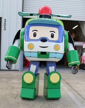 Heli Robot