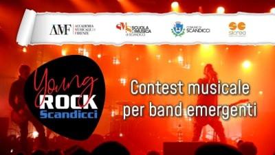 Al via la prima edizione del contest youngrock scandicci
