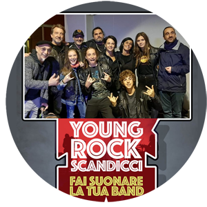 ECCO I VINCITORI DI YOUNG ROCK SCANDICCI 2019