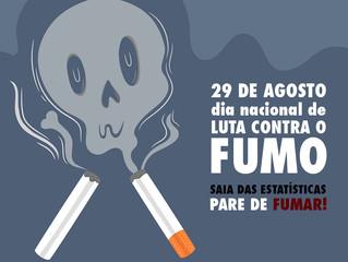 Dia Nacional de Combate ao Fumo! - Tabagismo e Câncer.