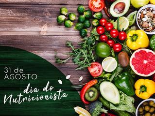 Agosto - Mês do Profissional Nutricionista