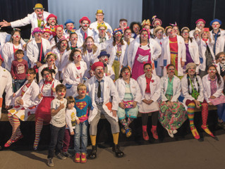 Feliz dia do Circo e Parabéns aos Atipalhaços!