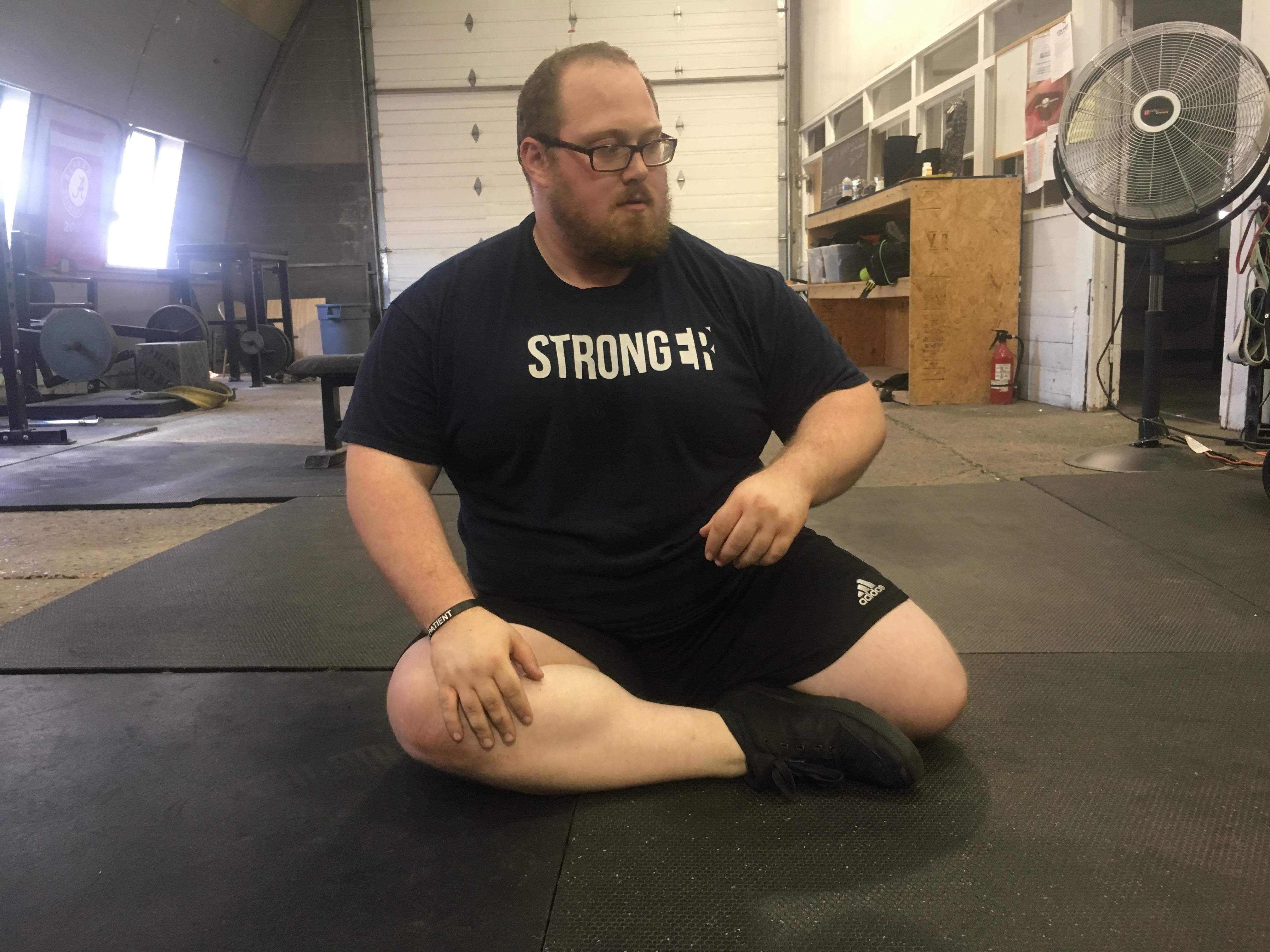 Kneeling progressions
