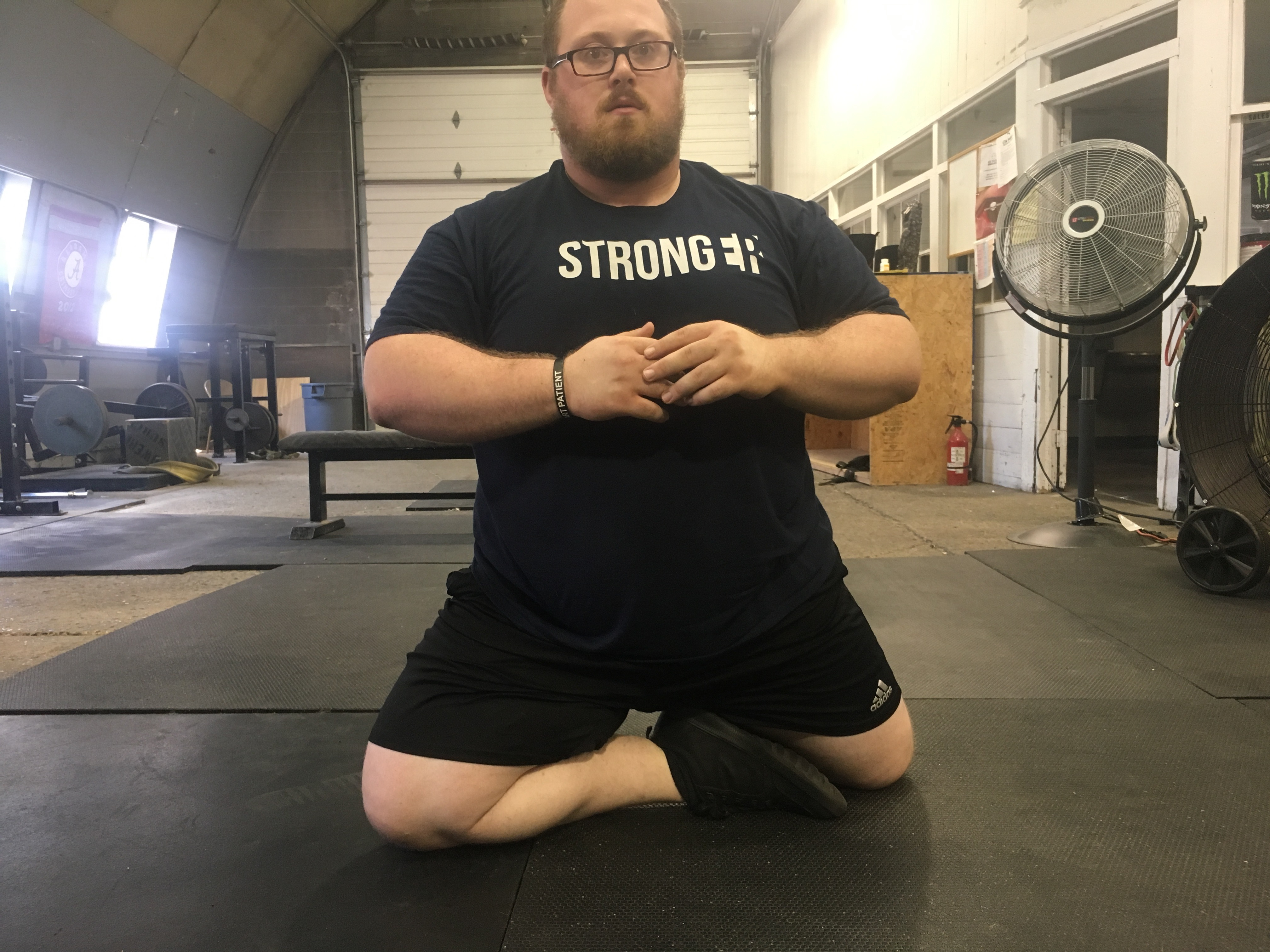 Kneeling Progression