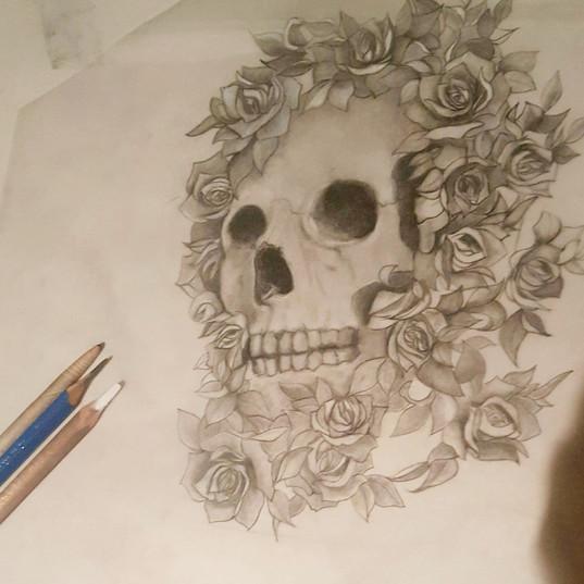 Alvin's Skull