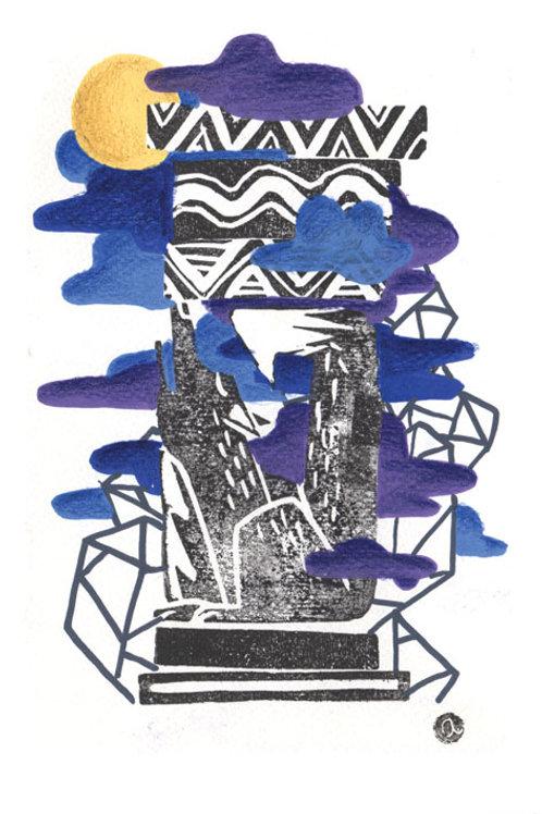 Animal Totem - Original 01