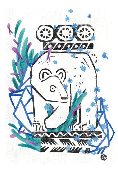 Animal Totem - Original 04