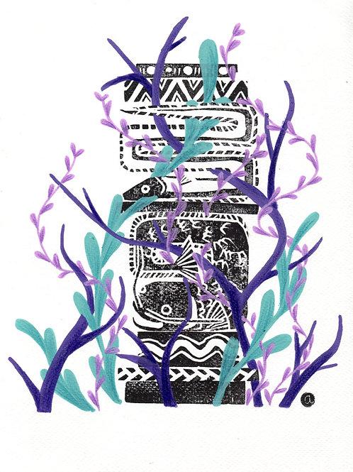 Animal Totem - Original 31