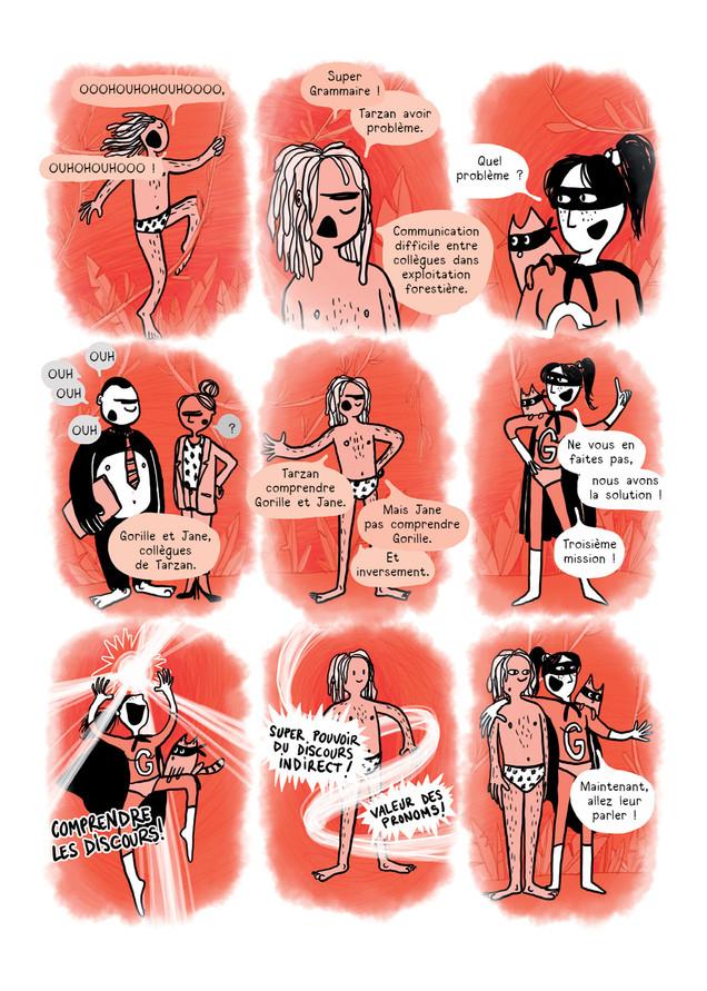 Super Grammaire et Superlatif