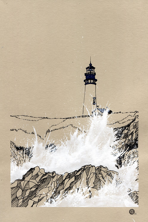 Phare Away - 17 - Yaquina Head