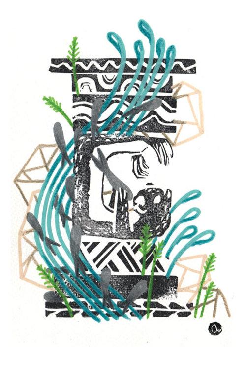 Animal Totem - Original 03
