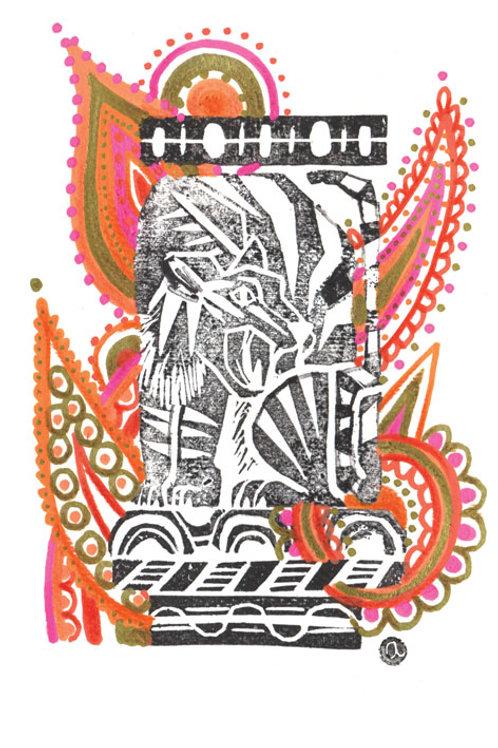 Animal Totem - Original 20
