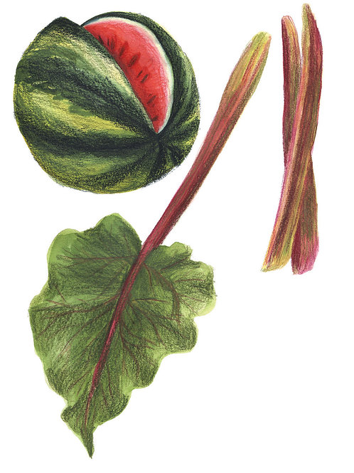 Fruits et légumes - Original 14