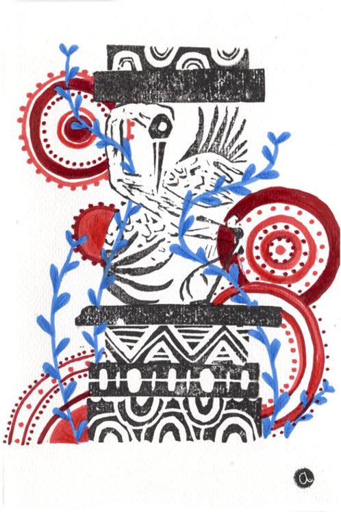 Animal Totem - Original 18