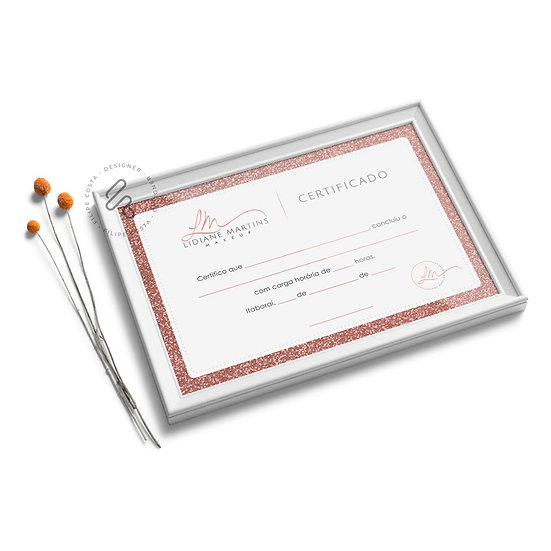 Certificados | Couché 300g
