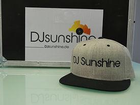 DJ Sunshine Cap