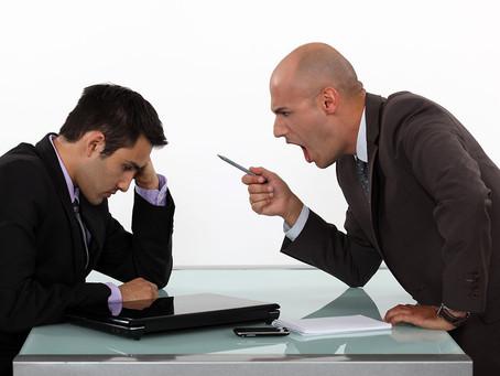 La colère au travail, une opportunité ? (magazine HEC)