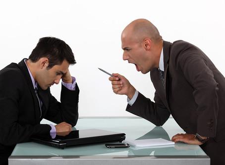 La colère au travail, une opportunité ?