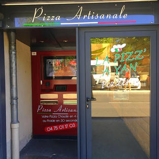 La Pizz' A Yan